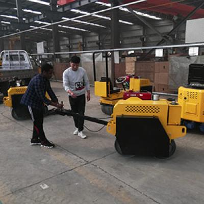 African customer visit our manufacturer