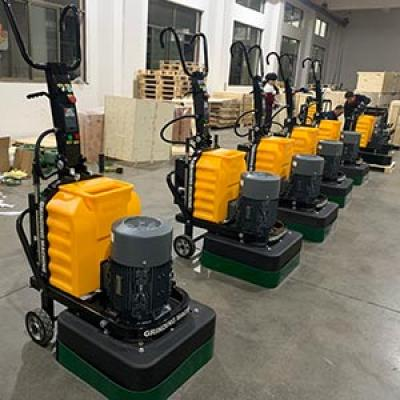 SHCG-600 Floor Grinder Ship to Australia