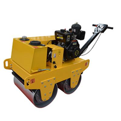 550Kg Walk Behind Double Drum Roller (SVR-550)