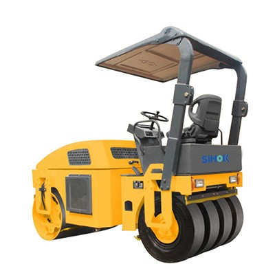 3 Ton Combined Roller Compactor With Changchai Engine (SVR-203P)