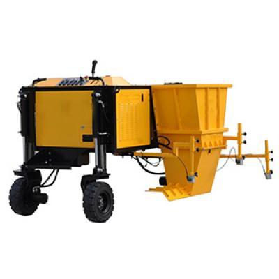 High-Frequency Vibration Feeding Concrete Curb Machine (SCC-31)