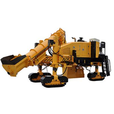 High-Frequency Vibration Feeding Concrete Curb Machine (SCC-41)