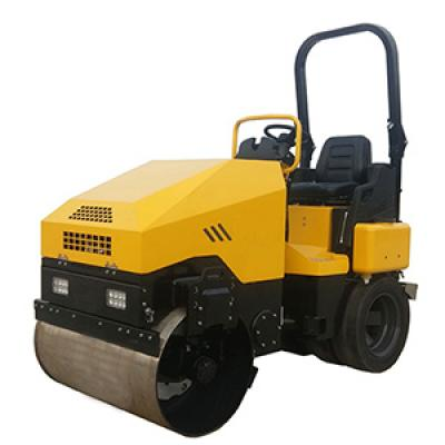 1.7 Ton Combined Road Roller With Yanmar Engine (SVR-201P)