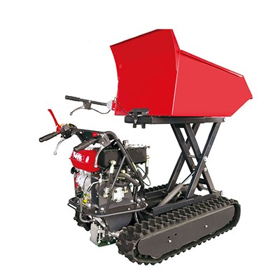 600Kg Loading Weight Mini Crawler Dumper (SH-600H)