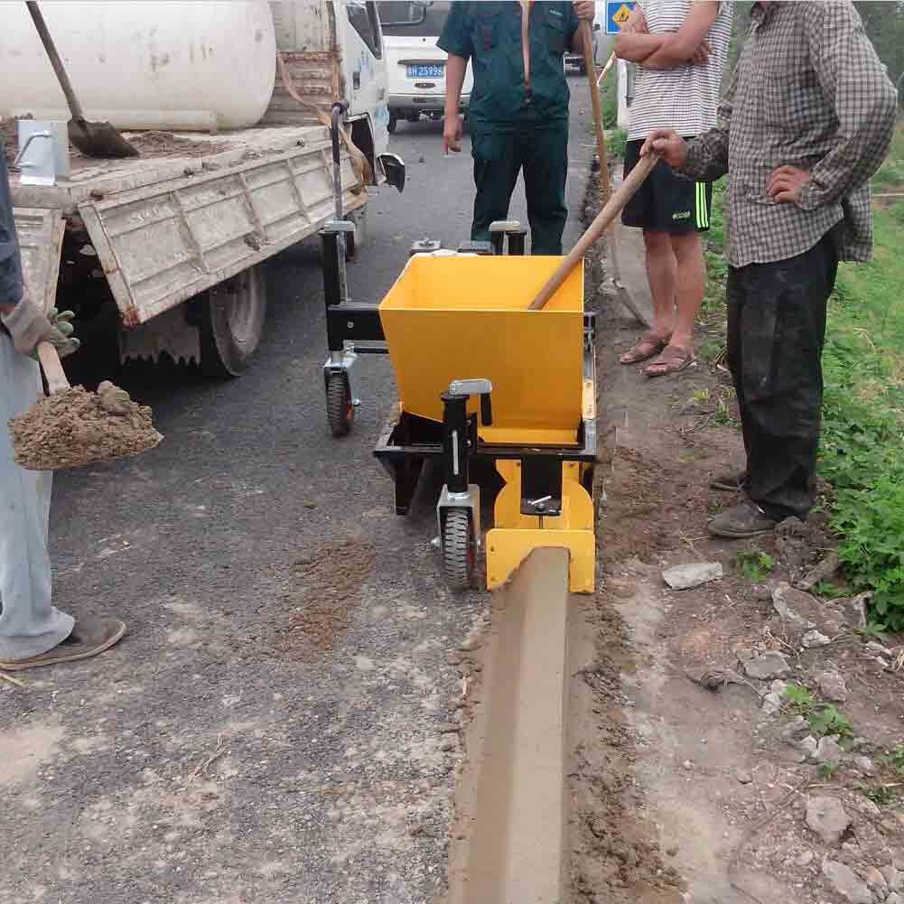 Concrete Curb Paver Machine (SCC-11)